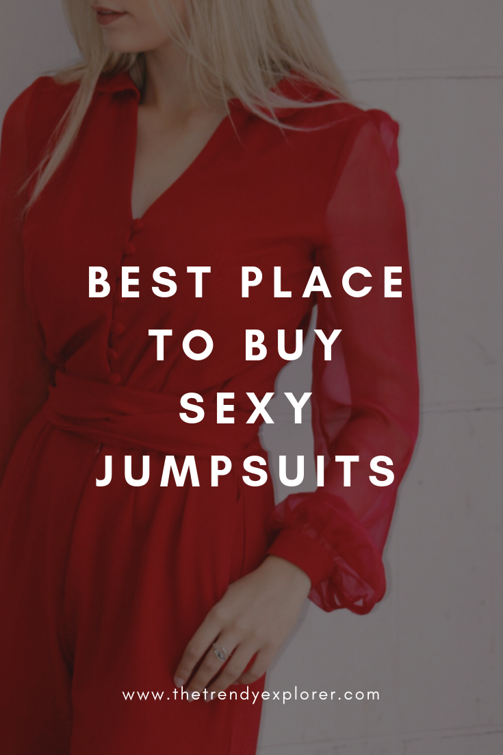Where to Buy Jumpsuits