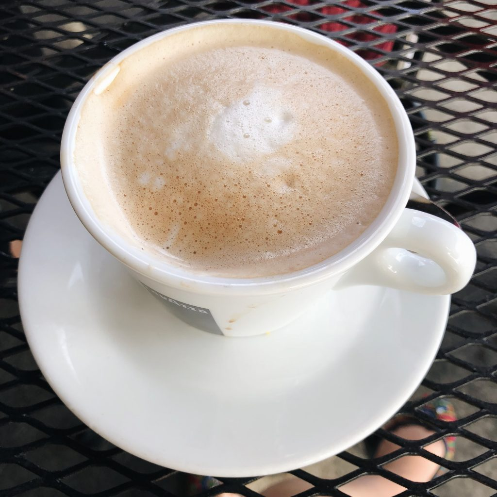 cappuccino in Los Angeles