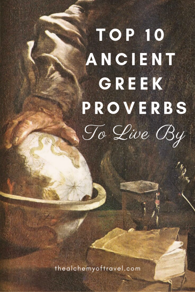 Ancient Greek Proverbs