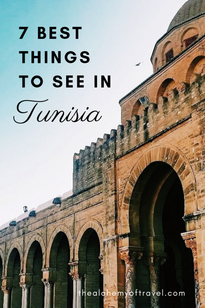 7 best things to see in Tunisia