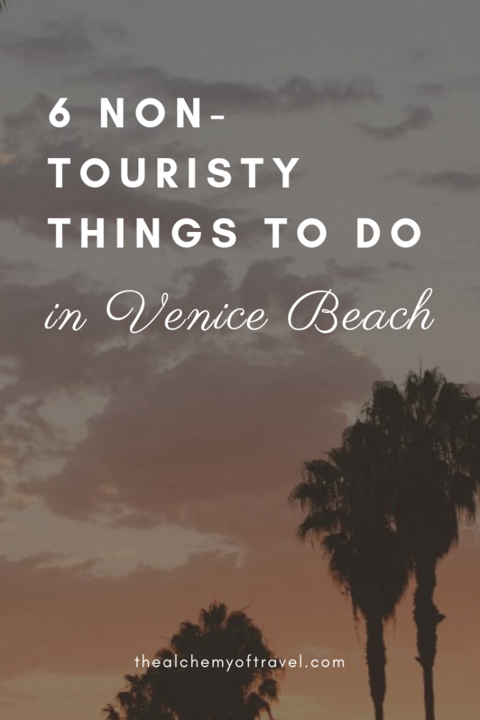 best things to do in venice beach